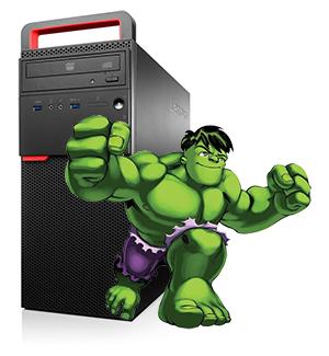 Gebrauchte Computer Power