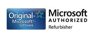 Microsoft Authorized Refurbisher