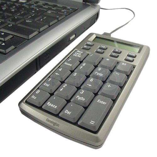 Kensington Keypad W/Calculator