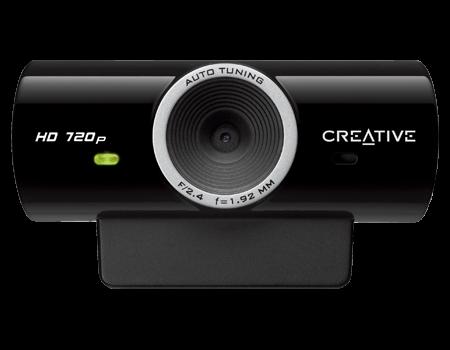Creative Live! WebCam Chat 5.7 Megapixel