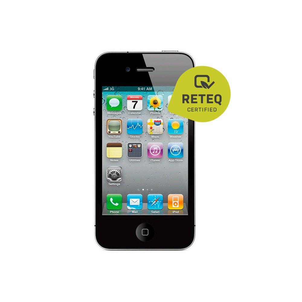 apple iphone 4s 16gb black tablet smartphone jetzt neu. Black Bedroom Furniture Sets. Home Design Ideas