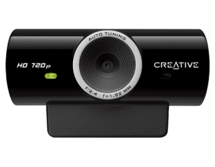 Creative Live! WebCam Chat 5.7 Megapixel